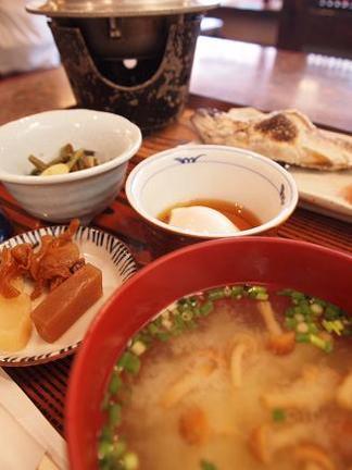 釜めし&鯉料理