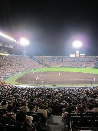 阪神vs横浜