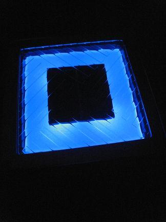 LEDソーラーキューブ
