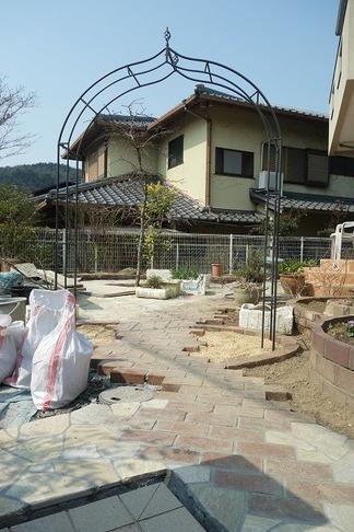 ガーデンリノベーション