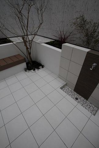 ガーデンベンチ
