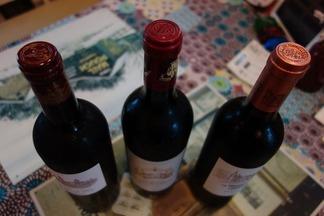 メドック格付けワイン