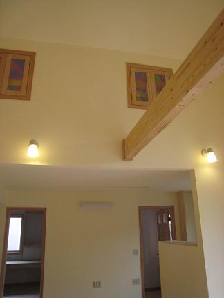 リビングの天井