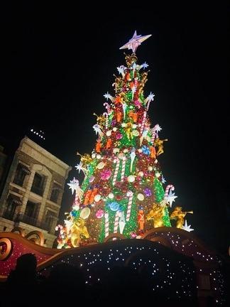 USJ奇跡のツリー