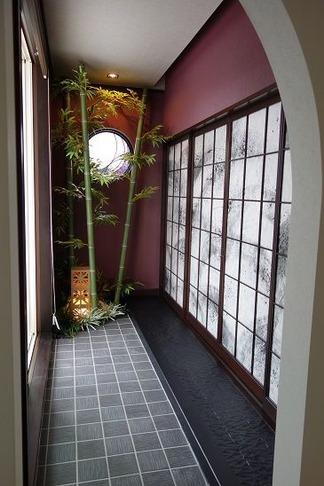 和室前の広縁