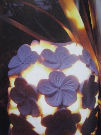 バリ島からの素敵な照明