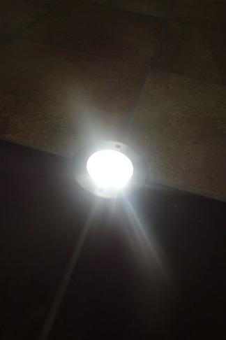地中埋込型ライト