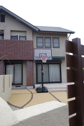 バスケットボールガーデン
