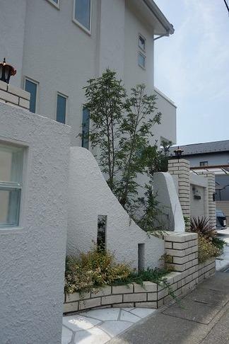 三井ホームの建物