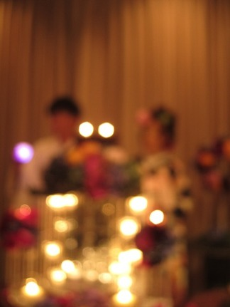 結婚式&披露宴