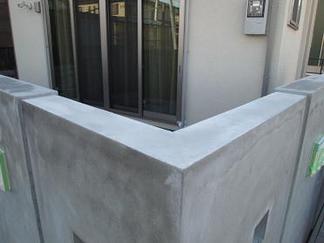 ガーデンテラスの内部