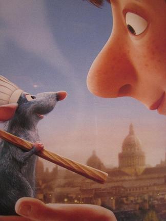 レミーはネズミ