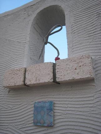 飾り窓の裏側