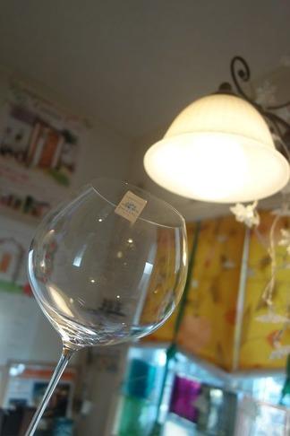 ハンドメイド ワイングラス