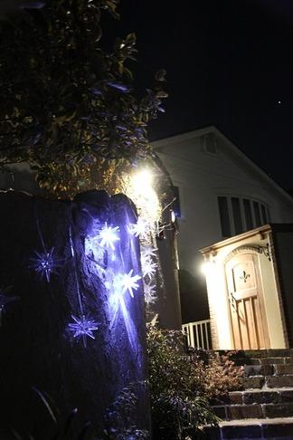 カンナキュートのある夜景