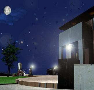 素敵な夜を彩る照明