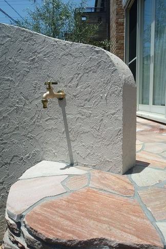 ホース用水栓