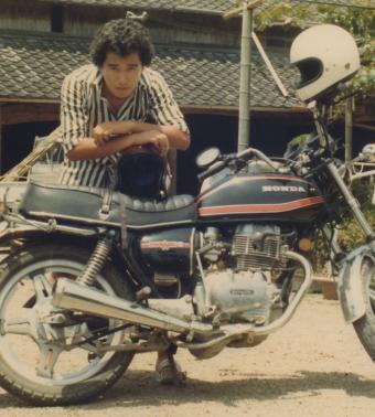 懐かしのバイク