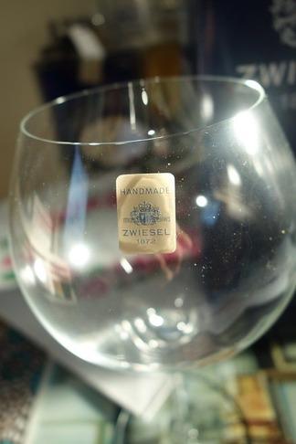 ハンドメイド グラスワイン
