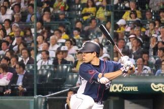 西武 秋山選手