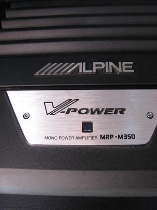 「ALPINE」アルパイン