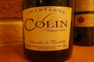 シャンパンCOLIN