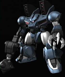 MS-13 - ガッシャ - GATSHA : ギレンの野望 ジオンの系譜 DB Gundam ...
