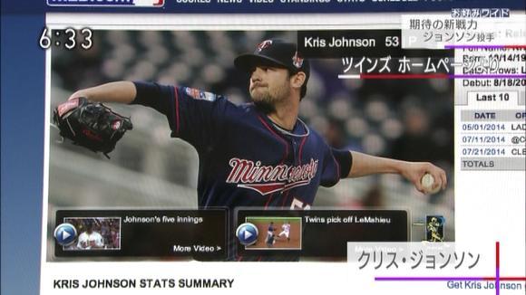 クリス・ジョンソン (投手)の画像 p1_34