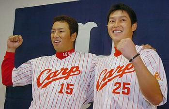黒田と新井 (2)
