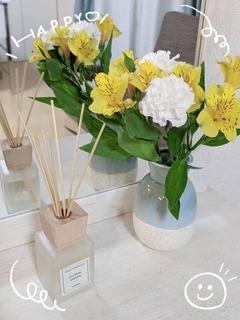 仙塩多賀城塩釜岩切仙石線黄色の花