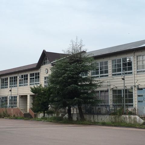 元舞鶴中学校