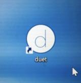 duetボタン
