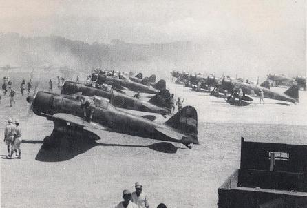 ラバウル 海軍 航空 隊