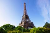 フランス:パリのエッフェル塔