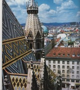 ウィーンの街並み