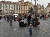 プラハ広場の建築