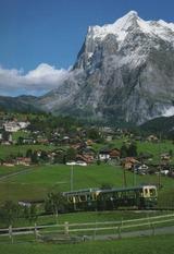 スイス(グリンデルワルド)