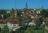 スイス:ベルンの建築