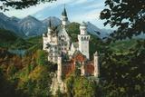 ドイツ:ノイシュバンシュタイン城
