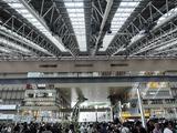 JR大阪駅 時空の広場