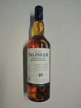 シングルモルト・ウイスキー:タリスカー10年