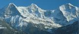 スイス:アルプス山脈