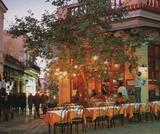 ギリシャ:オープンカフェ