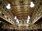 ウィーン楽友協会の音楽堂