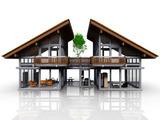 太陽光発電のある住宅