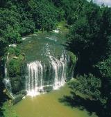 グアム:タロホホ滝