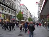 ウィーン市民憩いのカフェが多数あります。