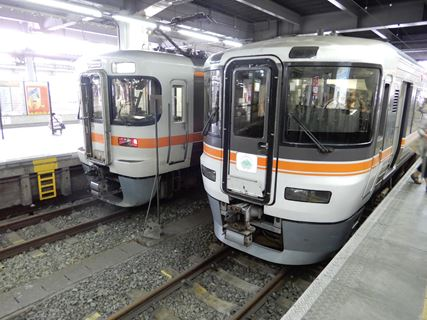豊橋駅(急行)帰り (1)_R