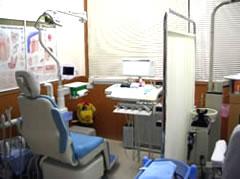 杉並区中沢歯科医院・診療室