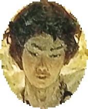 山幸彦の顔